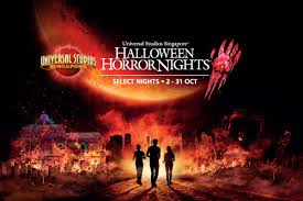 Halloween Horror Night Coupons a scareactor at halloween horror nights 2015 Universal Horror Nights