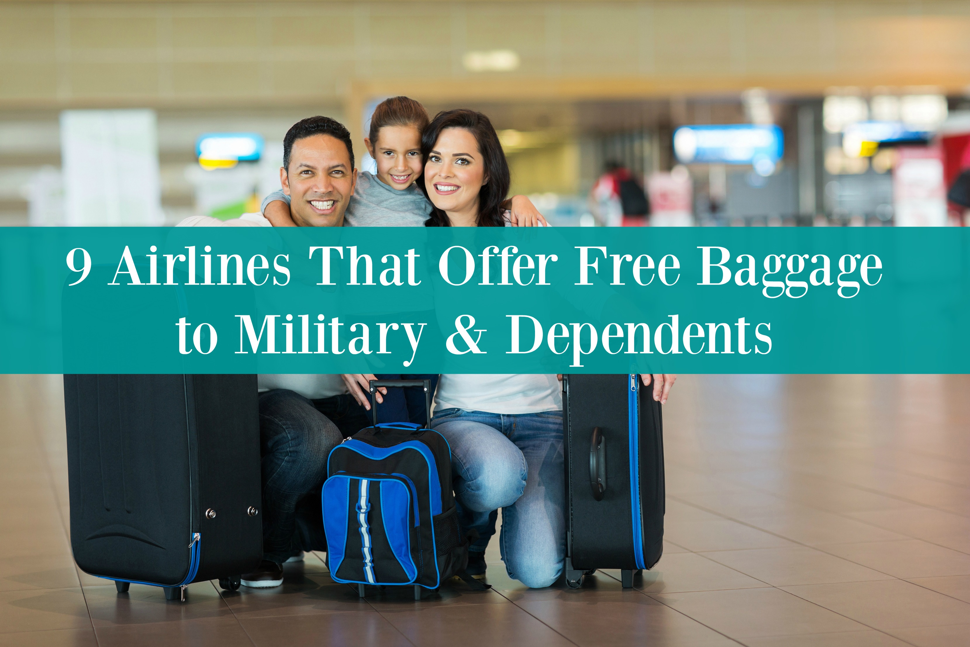 These Military Discounts Can Help You Find a Father's Day Gift. 6 months ago. Spirit now provides two free checked bags and a free carry-on (including the already free personal item) to active-duty military traveling on their airlines.