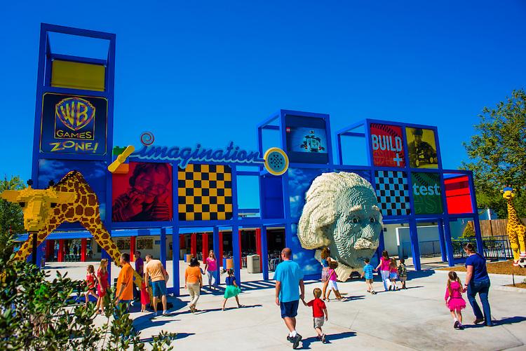 WINTER HAVEN, FL -- LEGOLAND® Florida (PHOTO / CHIP LITHERLAND)