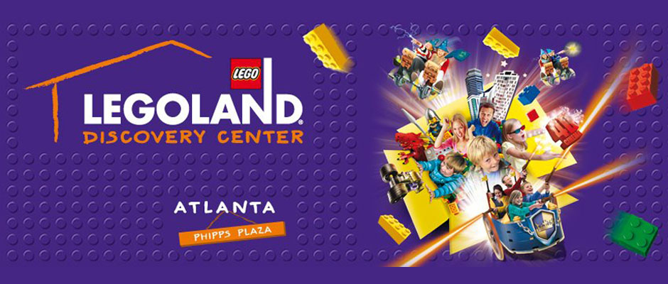 Military Save $5 At Legoland Discovery Center In Atlanta