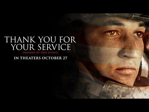 "Military Receive Free ""Thank You For Your Service"" Movie Tickets"