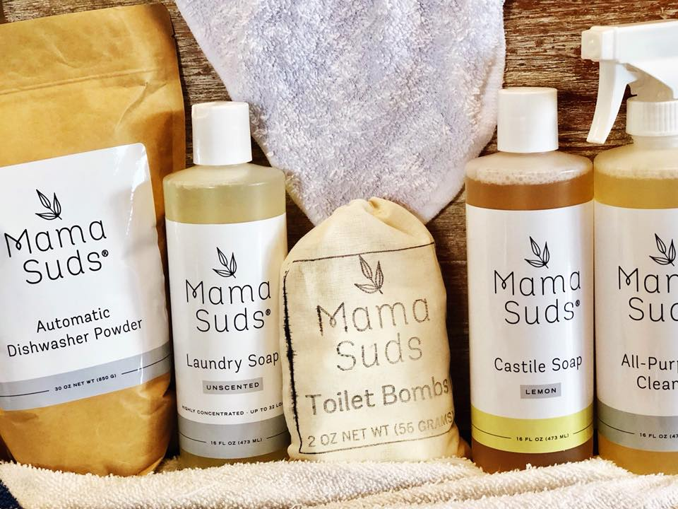 30% Off + Mil Discount On Mama Suds At Hello ROSIE