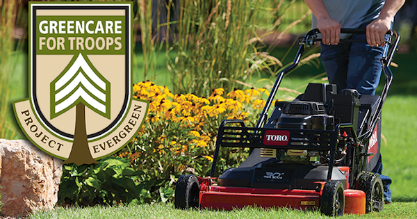 Free GreenCare & SnowCare For Troops