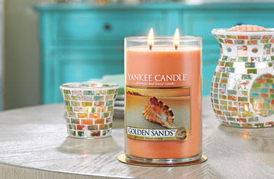 Military Save 10% Every Day At Yankee Candle