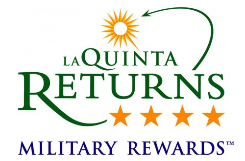La Quinta Returns Military Rewards