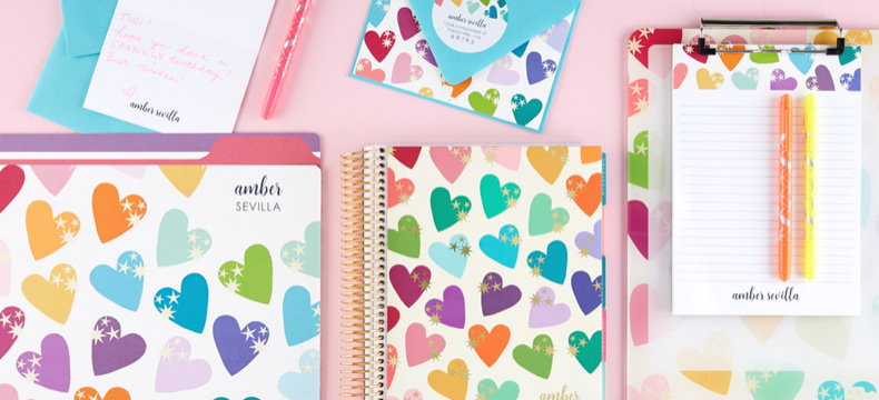 Free Shipping Erin Condren Planners & Accessories APO/FPO