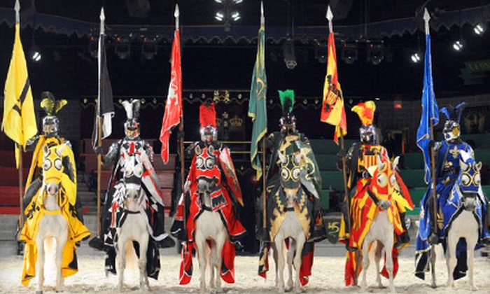 Medieval Times Military Discount + Royal Upgrade