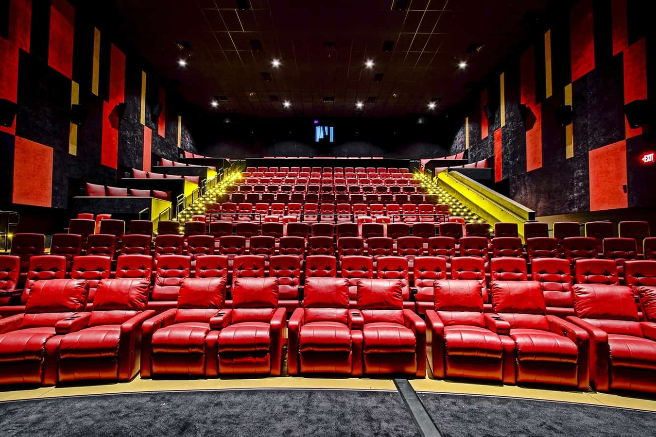 AMC Theatres Offers A Military Discount