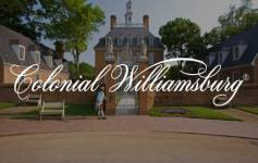 Colonial Williamsburg Military Discount