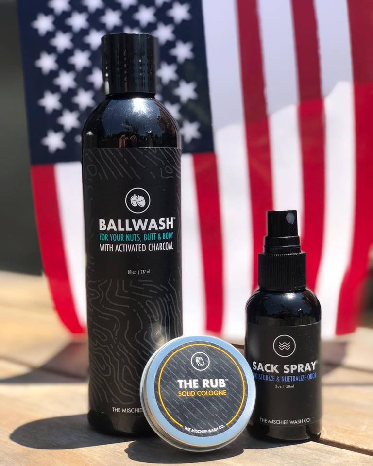 25% Off For Military Men With Ball Wash