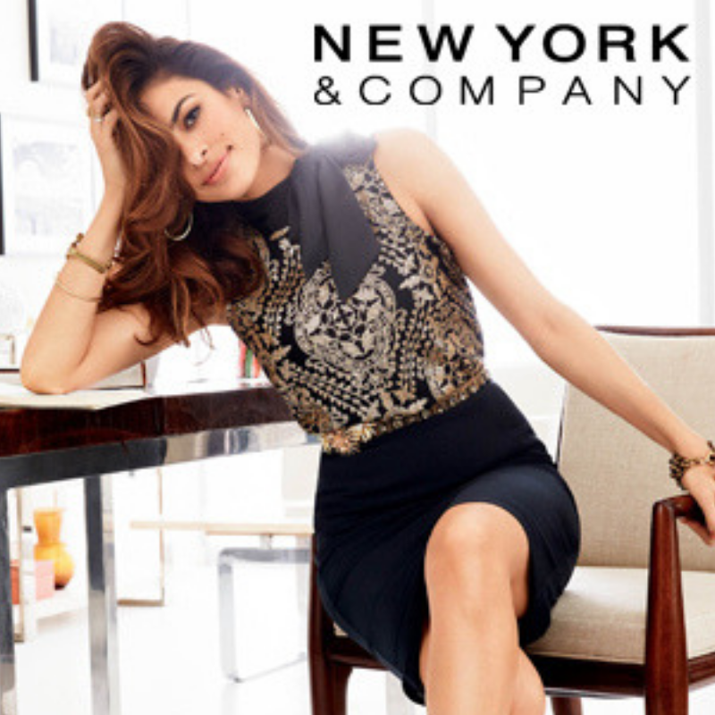 New York & Company 30% Military Discount