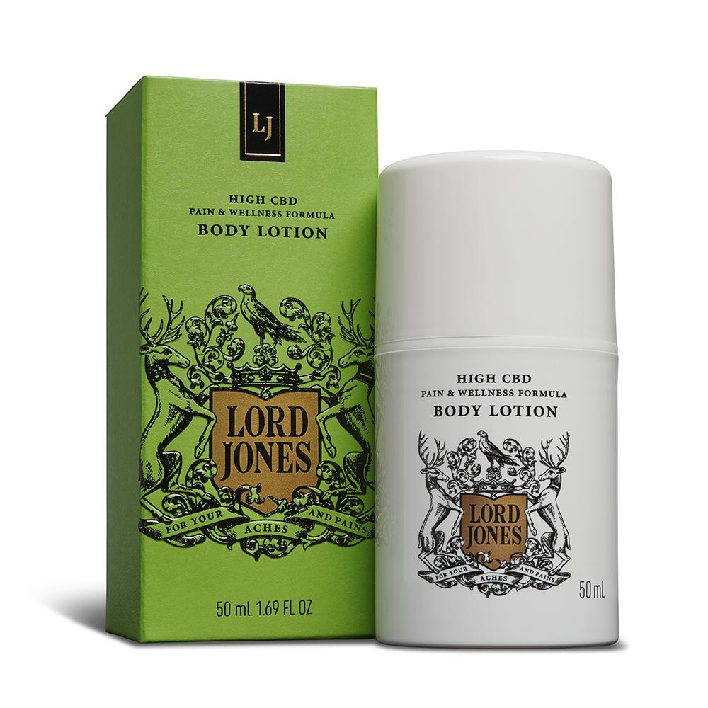 Lord Jones Offers 20% Off To Military