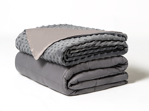 25% Military Discount On Dual Therapy Weighted Blanket